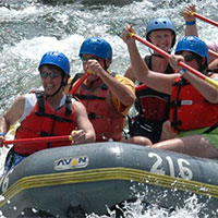 2 Night Stay River Rafting and Camping Tour Packages