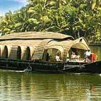 Best  Houseboat Tour Munnar - Thekkady - Alleppey 7Day