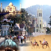 Golden Triangle With shimla and amrtisar 10Nights/11Days Package