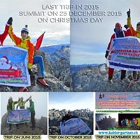 Trekking Carstensz Pyramid Expedition Tour