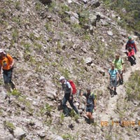 Trekking Carstensz Pyramid Expedition