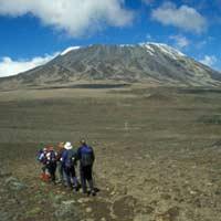 Climbing Mount Kilimanjaro via Machame Route Tour