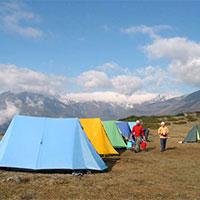 Sikkim Dzongri Yuksom Trek