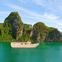 2 Days ! Night Halong bay on Cruise