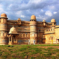 Golden Triangle Tour With Gwalior