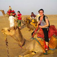 Golden Triangle Tour Wtih Camel Safari
