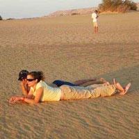 western desert safari Egypt