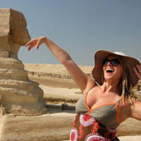 FAMILY HOLIDAY IN EGYPT