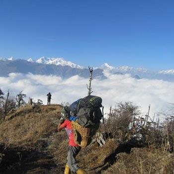 Singalila Dzongri Trek