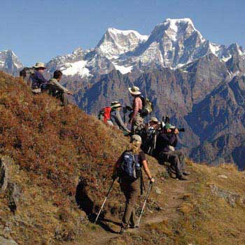 Kuari Pass Trek Package