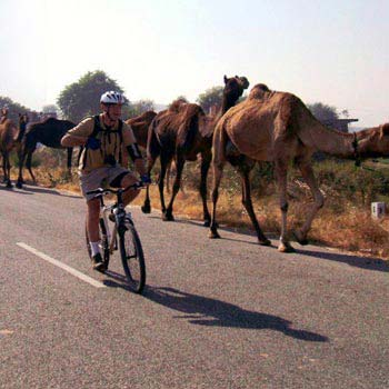 Rajasthan Cycling Tour Package