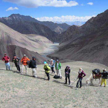 Shyam Trek with Golden Triangle Package