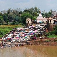 11 Maruti of Samarth Ramdas with Narsobachiwadi & Mahalaxmi Kolhapur