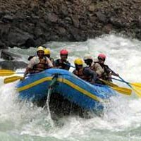 White Water River Rafting Tour