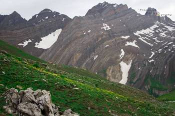 Amarnath Cave and Mahagunas Pass Trek tour
