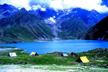 Pahalgam to Kargil Trek Tour