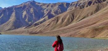 Chandratal Lake Road Trip with Hiking and Camping