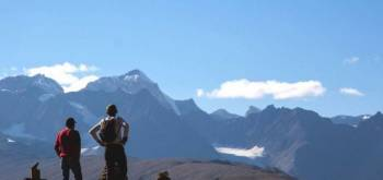 Spiti Valley Tour with Camping at Chandratal - SUV and Motorbike Tour