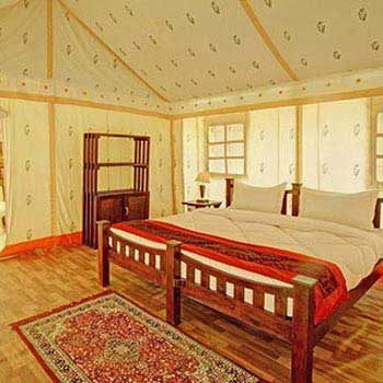 Adventure Safari Camp Package