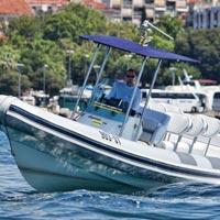 Split Airport - Split City Port Speed Boat Transfer