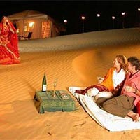 Delhi - Agra - Jaipur - Pushkar - Udaipur - Jodhpur - Jaisalmer - Bikaner - Mandawa Tour