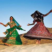 Jaipur - Mandawa - Bikaner - Jaisalmer -  Jodhpur - Ajmer - Pushkar Tour