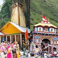 Do Dham Yatra 5 Nights / 6 Days : Ex-Haridwar Package