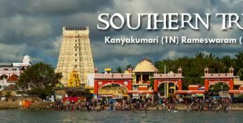 Trivandrum - Kanyakumari - Rameshwaram 2n/3d Tour Package