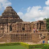Golden Triangle of Odisha with Bhitarkanika Tour Package