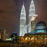 Malaysia With Bali Tour