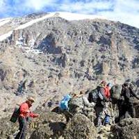 Mountain Lemosho Route Tour