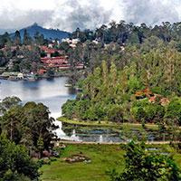 Madurai - Kodaikanal - Ooty - Coonoor - Coimbatore Tour