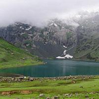 Kashmir Gangabal Trek