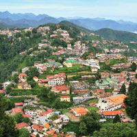 Mussoorie - Dehradun - Rishikesh - Haridwar Tour