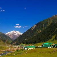 Jammu - Srinagar - Gulmarg - Sonamarg - Pahalgam- Vaishno Devi Tour
