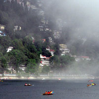 Nainital - Almora - Ranikhet - Kausani Tour