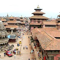 Incredible Nepal Up To Mumbai Tour