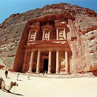 The Wonder Of The World- Jordan Tour