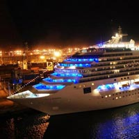 Italy - Spain - France cruise Tour