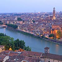 Italy'S Great Cities (LJ) Tour