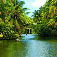 Kerala Budget Tour Package, Alappuzha (Alleppey)