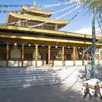 Leh Monastery Tour