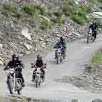 Manali to Zanskar via Baralacha