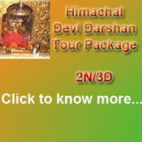 Himachal Devi Darshan Tour Package