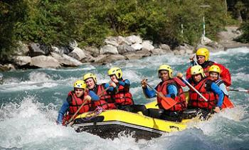 Corporate Camping & Rafting Package Rishikesh Package