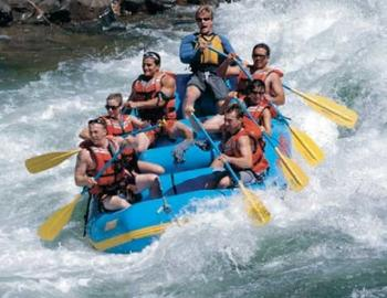 Alaknanda River Rafting Expedition Package