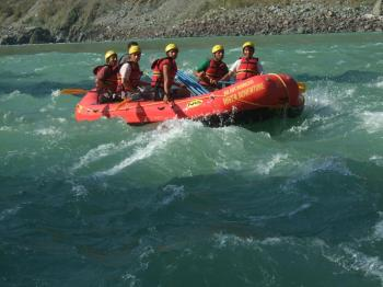 Extreme Adventure On Ganges Package