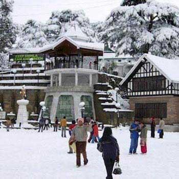 Chandigarh Shimla Manali Chandigarh Tour