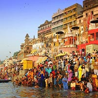 Varanasi - Bodhgaya Package