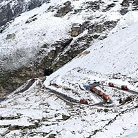 Manali - Rohtang Pass - Naggar Tour